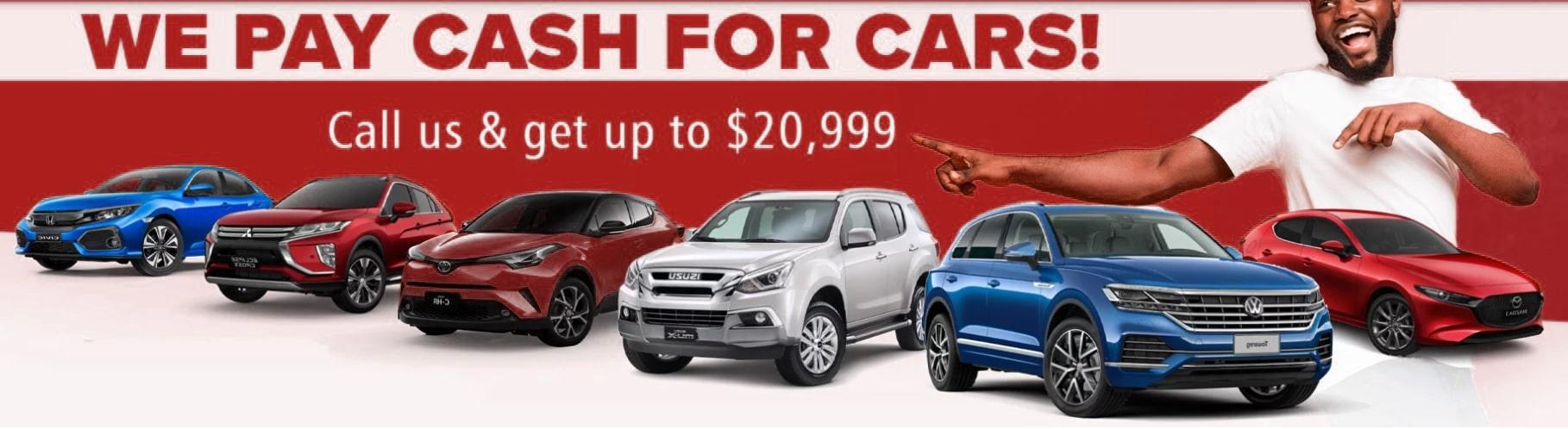 Cash for Cars Merricks